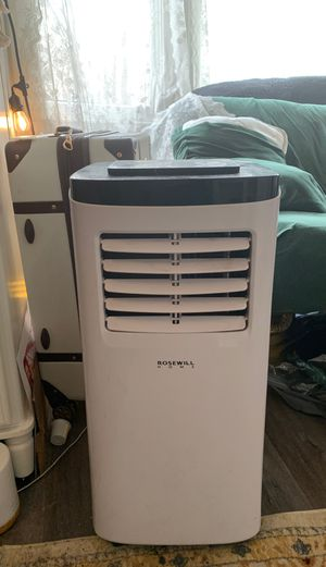 Small Air Conditioner. Owned for 6 months. Paid $250. Comes with exhaust tube for window. Asking 50$. for Sale in San Francisco, CA