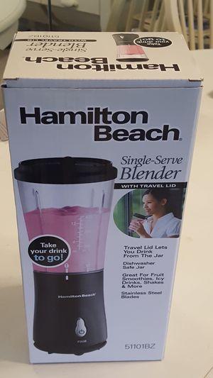 Hamilton Beach single-serve blender. Never used for Sale in Greer, SC