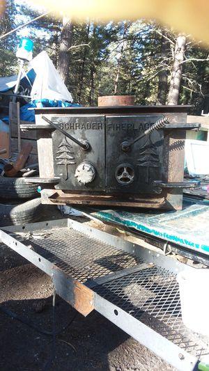 Schrader fireplace for Sale in Leavenworth, WA
