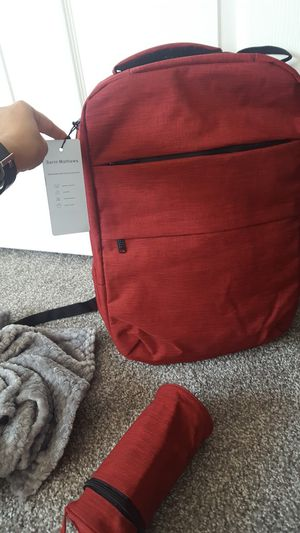 Baby diaper bag pack new with blanket for Sale in Waukegan, IL