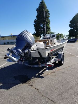 Boston Whaler 17' Montauk for Sale in Garden Grove, CA