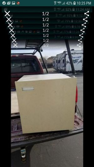 Rolling Commercial steel cabinet 23x21 great for tools office more for Sale in Tracy, CA
