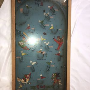 """Poosh-m-up """"Big 5"""" Game for Sale in Fort Washington, MD"""