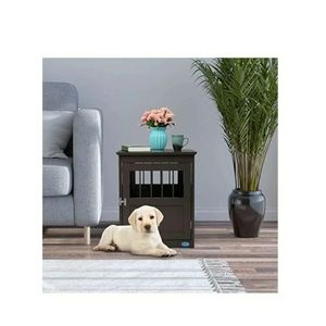 "Modern Wood Dog Crate End Table 27""x 20""x 24"" for Sale in Anaheim, CA"