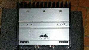 JL Audio 250/1 Class D monoblock 250 watt Amplifier for Sale in Saint Louis, MO