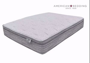 12 inch luxury mattresses with gel memory foam and individually wrapped coils! for Sale in Mount Pocono, PA