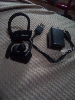 Billboard Wireless Bluetooth Earbuds for Sale in Fresno, CA