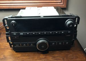 07-13 GM Silverado/Sierra OEM Stereo for Sale in Indianapolis, IN