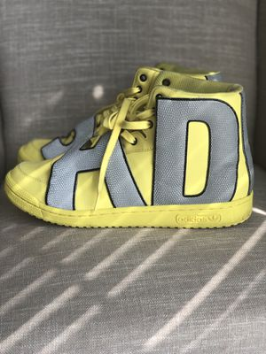 Adidas Letters Jeremey Scott Edition for Sale in Austell, GA