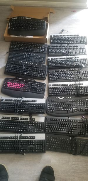 16 keyboards for Sale in San Diego, CA