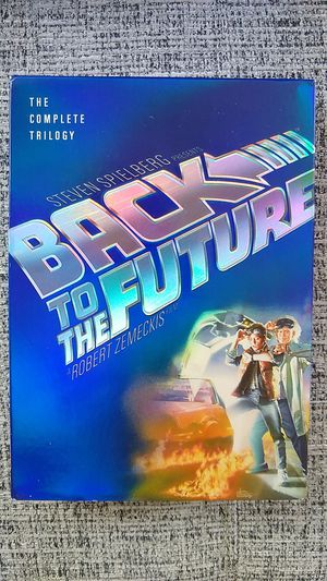 Back to the Future, Trilogy for Sale in Monroe, WA