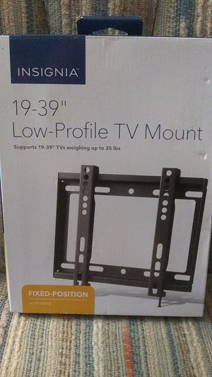 Insignia tv mount for Sale in Wichita, KS
