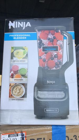 Licuadora ninja professional blender for Sale in Miami, FL