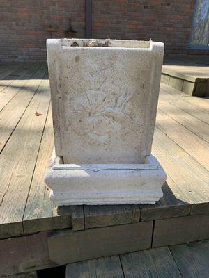 Hummingbird fountain - garden decor for Sale in Brecksville, OH