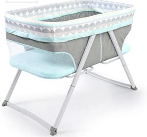 Ingenuity foldaway rocking bassinet for Sale in March Air Reserve Base, CA