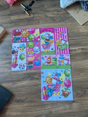 Shopkin Puzzles for Sale in Tinley Park, IL