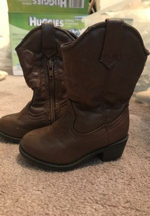 Toddler Girls boots - size 5 for Sale in Sandy, UT