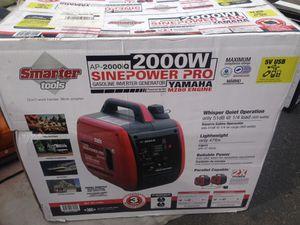 Yamaha generator 2000 smarter for Sale in Poway, CA