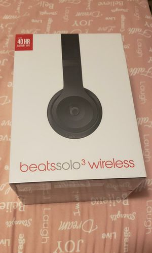 Wireless Beats solo 3 for Sale in Woodburn, OR