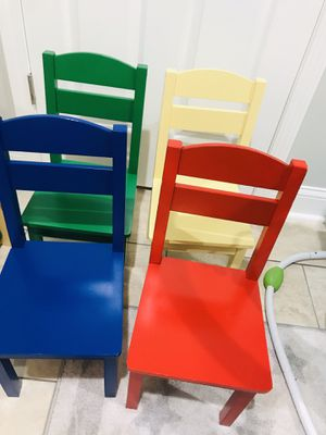 Kids chairs for Sale in Riverside, IL