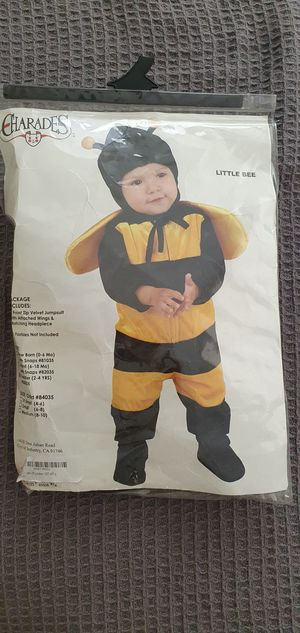 Little bee baby costume halloween for Sale in Beaverton, OR