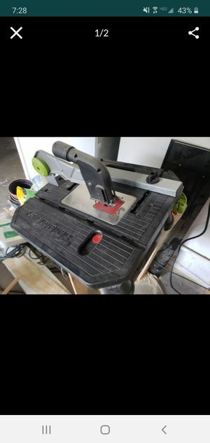 Rockwell bladerunner saw for Sale in Corona, CA