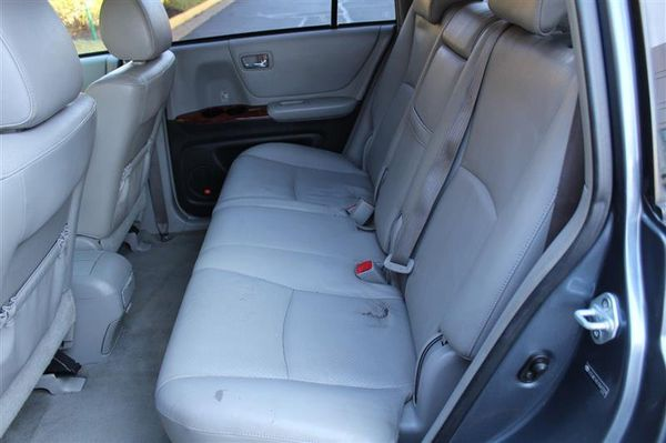 2007 Toyota Highlander Hybrid