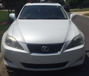2007 Lexus Is350 part out for Sale in Stockton, CA