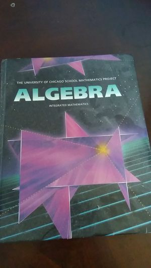 Algebra brand new book for Sale in Buffalo, NY