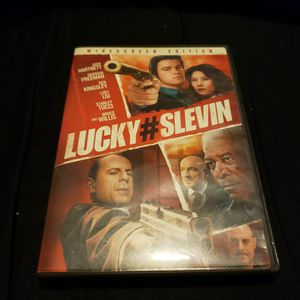 Lucky # Slevin for Sale in San Bernardino, CA