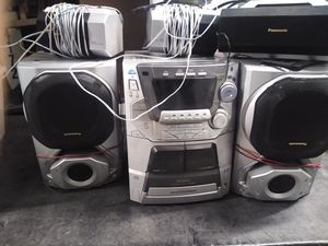 Panasonic SA-AK66 cd stereo system for Sale in San Marcos, CA