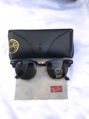 Ray ban clubmaster black sunglasses for Sale in Washington, DC