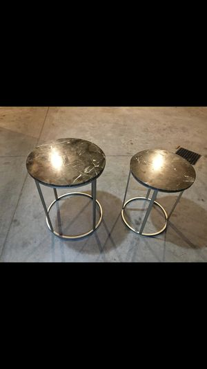 Marble End Tables for Sale in Traverse City, MI