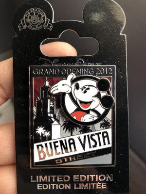 Disney pin Buena vista st opening for Sale in Santa Fe Springs, CA