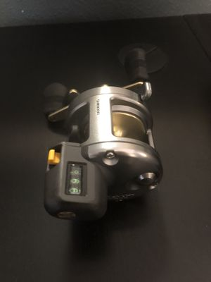 Shimano Tekota 300LC Fishing Reel for Sale in Glendale, CA