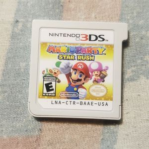 Mario Party Star Rush For Nintendo 3ds for Sale in Portland, OR