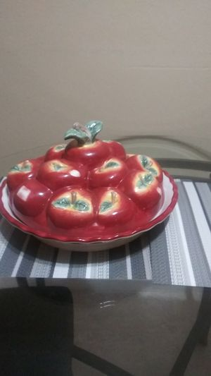 Pie dish or decorations for kitchen for Sale in San Leandro, CA
