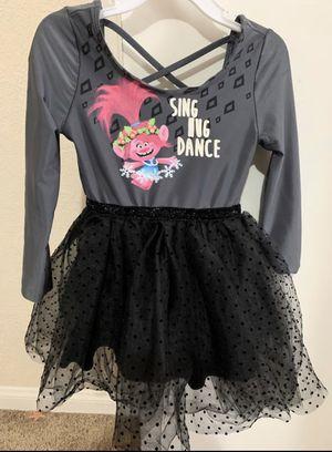 Trolls Dress (Size-3T) for Sale in Long Beach, CA