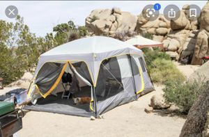 10 person Coleman Tent for Sale in Moreno Valley, CA