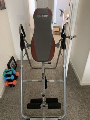 Body Champ Inversion Table for Sale in Mesa, AZ