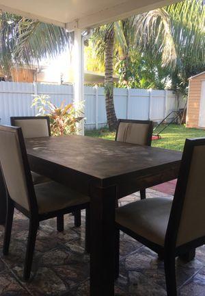 Juego de comedor free for Sale in Miami, FL