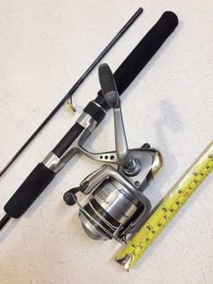 "Daiwa KASTOR 2500 Spinning Fishing Reel & Berkley Graphite 6'6"" Rod 2 Piece Combo for Sale in Norwalk, CT"