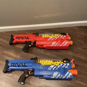 Nerf Rival MXVII-10K Guns for Sale in Burlington, WA