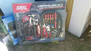 Skil 42 piece General purpose tool kit for Sale in Columbus, OH