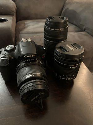 Canon DSLR Camera for Sale in Portland, OR