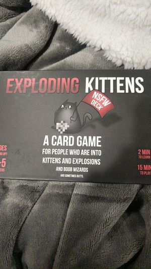 Exploding kittens board game for Sale in Los Angeles, CA