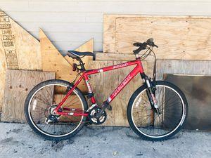 "Trek 3700 MTB Bike XL 21.5"" 26"" V-brake Brifters Hardtail RST Suspension Cahrity for Sale in Shoreline, WA"
