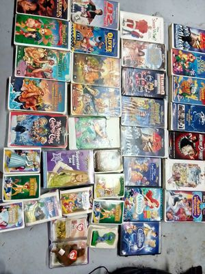 Disney Collection in like new condition for Sale in Mars, PA