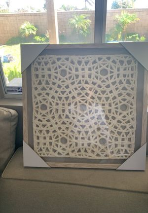 Wall art 3D decoration for Sale in Rancho Cucamonga, CA