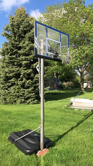 Lifetime Basketball Hoop for Sale in Des Plaines, IL